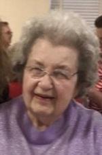 Martha Frances  Denny (Purdy)